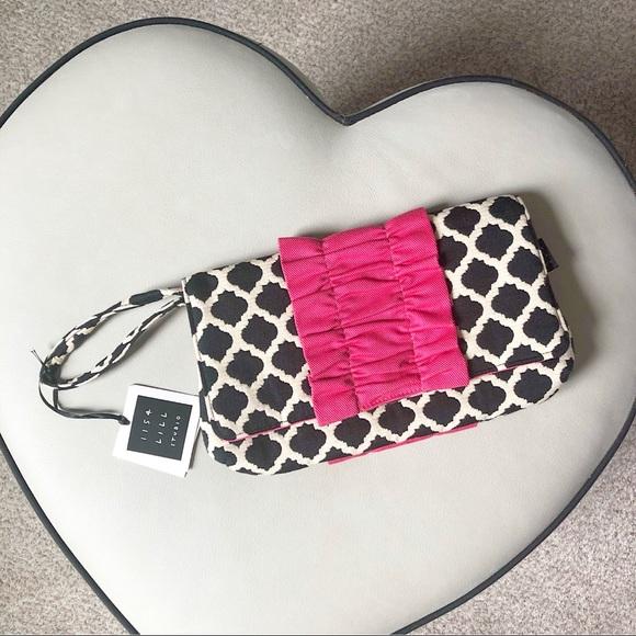 1154 Lill Studio Handbags - 1154 Lill Studio clutch/wristlet NWT